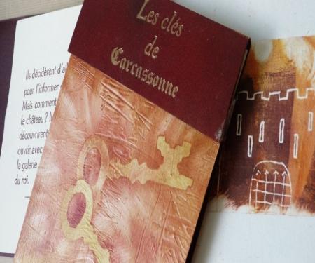 Atelier papier marbré à Carcassonne
