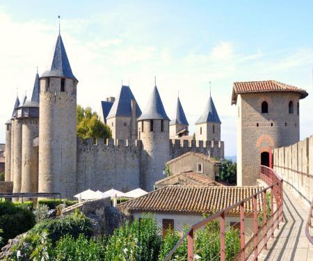 Le château Comtal - Cité de Carcassonne