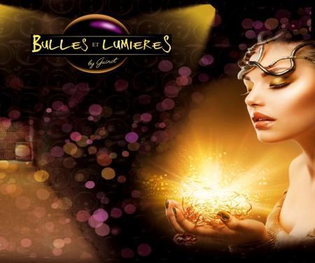 Maison Guinot : bulles & lumières