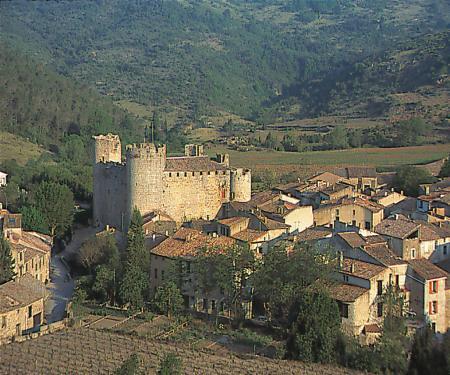 Château de Villerouge Termenès
