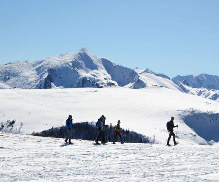 Journée ski à Camurac en Pyrénées Audoises