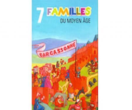 Jeu des 7 familles du Moyen-Âge