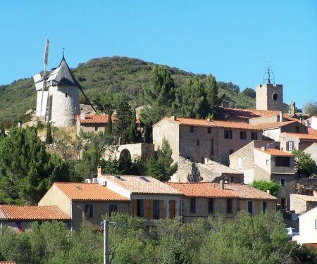 Au coeur de l'histoire à Cucugnan