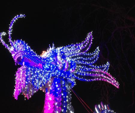 Gaillac festival des lanternes