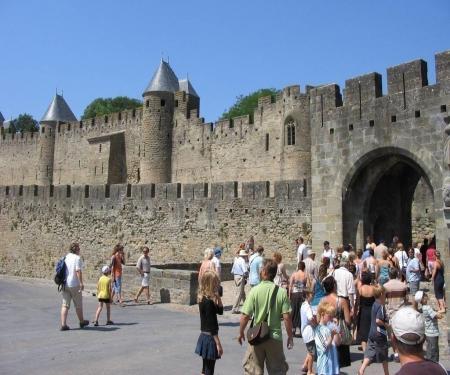 Chasse au trésor à Carcassonne