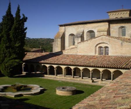 Donjon d'Arques et abbaye de Saint Hilaire