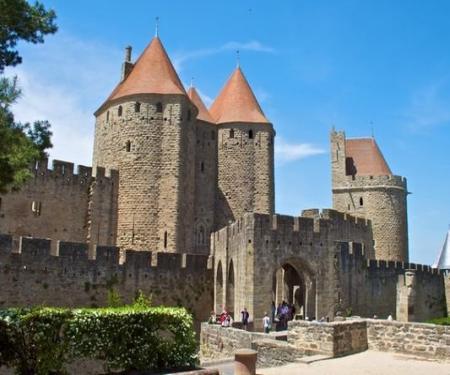 Journée groupe à Carcassonne