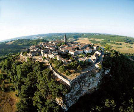 Visitez Cordes sur Ciel & Les Bastides