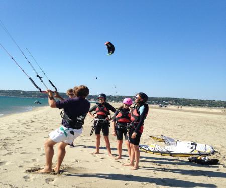Kite-surf Paddle Skimboard -12 à 16 ans