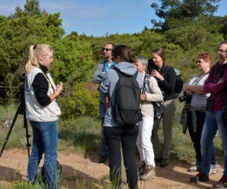 Séjour ornithologique en Narbonnaise en septembre