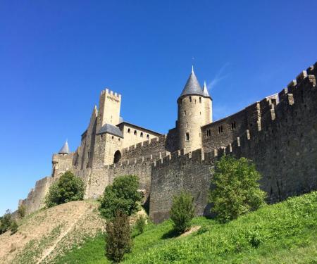 Escapade en groupe à Carcassonne