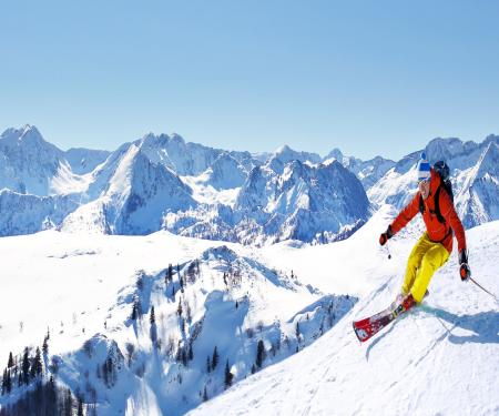 ski pas cher entre copains à Camurac Pyrénées