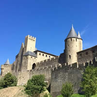 destination Carcassonne