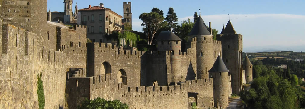 locations de vacances à Carcassonne