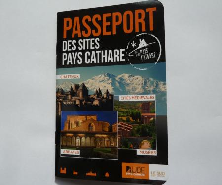 Le passeport des sites du Pays Cathare