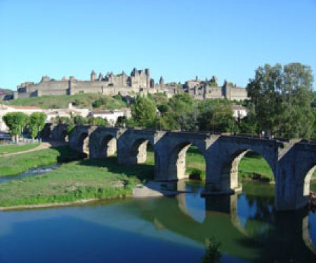 Carcassonne city-break