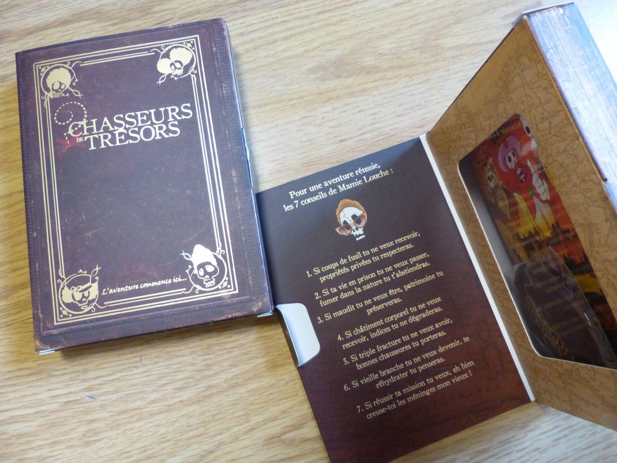 Box Chasse Au Tresor A Carcassonne Le Tresor Des 3 Rois